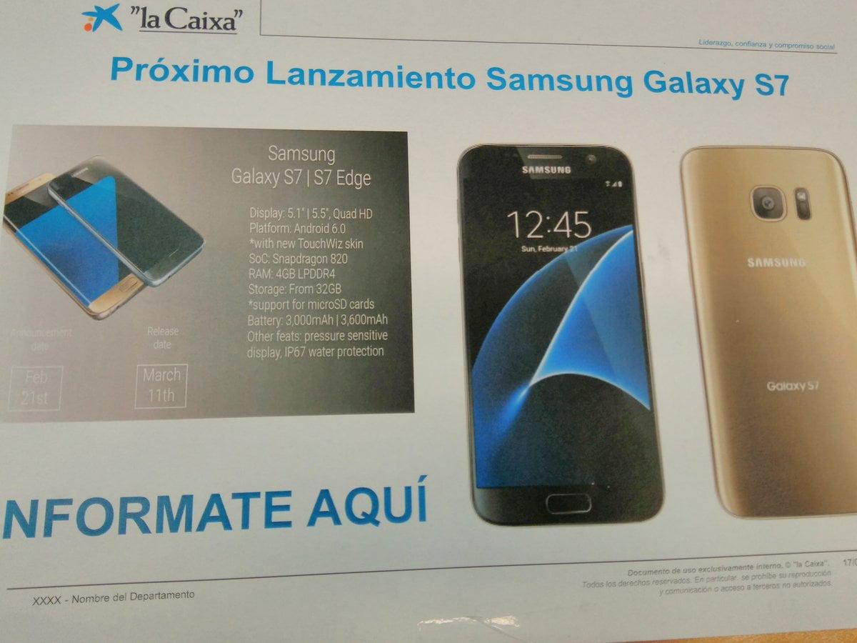 Brosura Galaxy S7