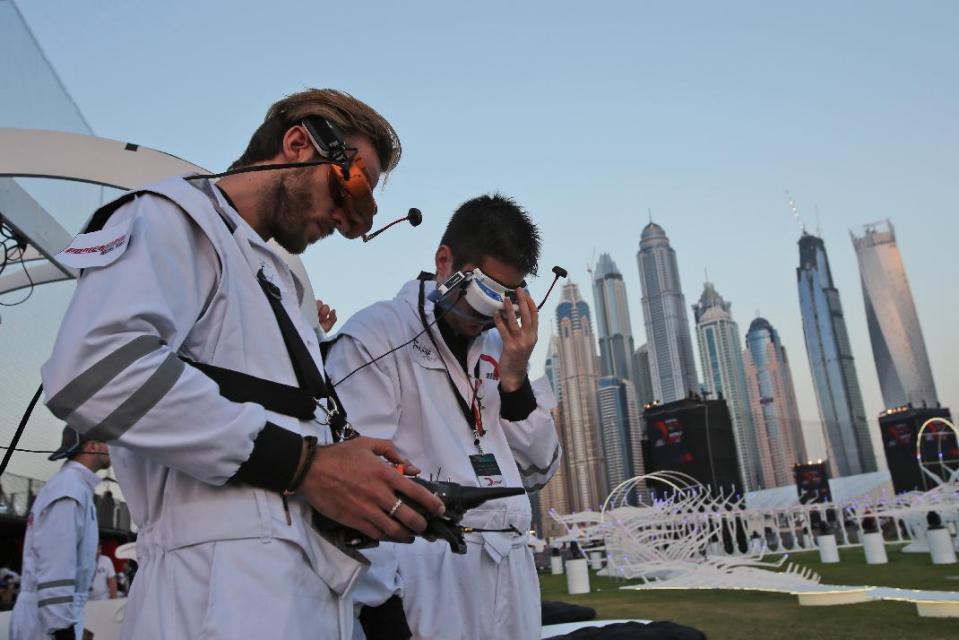 Olimpiada dronelor si a robotilor