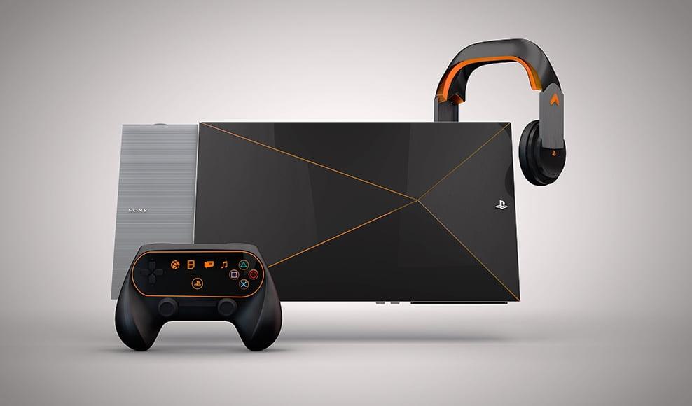 Cum va arata consola PlayStation 5