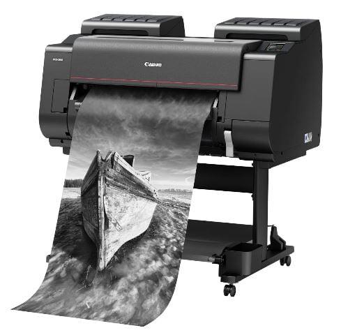 Canon lanseaza imprimantele inkjet profesionale imagePROGRAF PRO