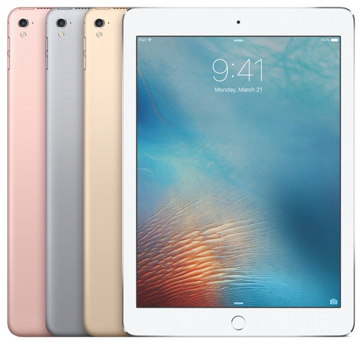 Apple anunta iPad Pro 9.7