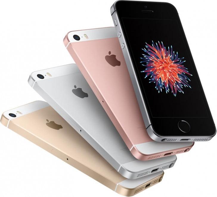Apple anunta lansarea telefonului iPhone SE