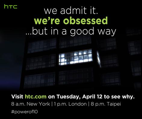 HTC lanseaza pe 12 aprilie cel mai important smartphone