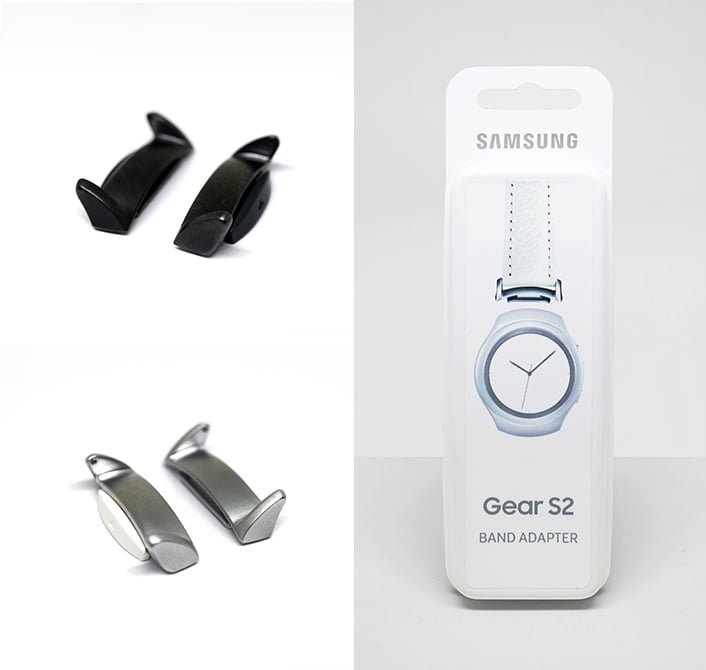 Gear S2 Band Adapter