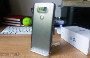 despachetare LG G5