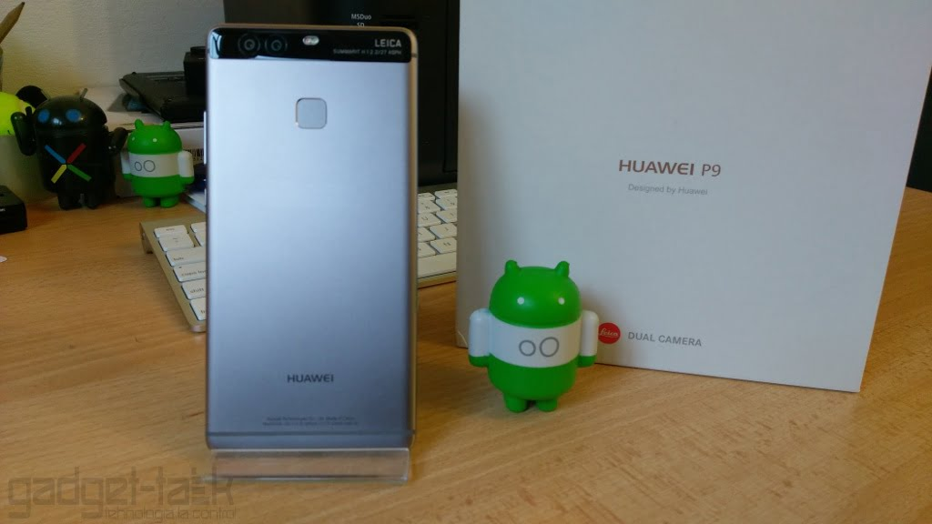 Despachetare Huawei P9 si prezentarea generala