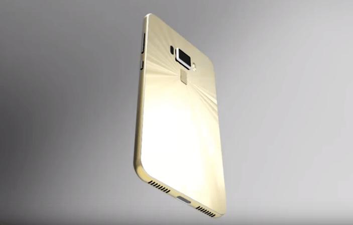 Cum ar putea arata ZenFone 3