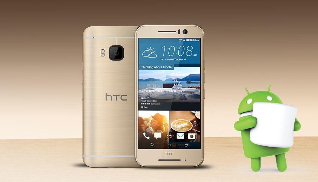 HTC anunta One S9