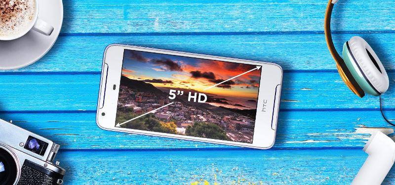 HTC lanseaza Desire 628