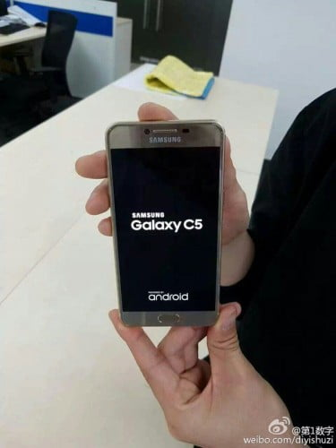 Galaxy C5 SM-C5000