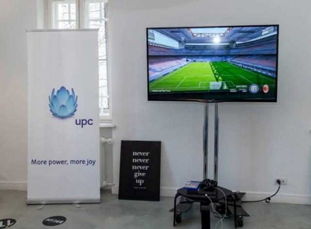UPC lanseaza pachetul Suporter HD