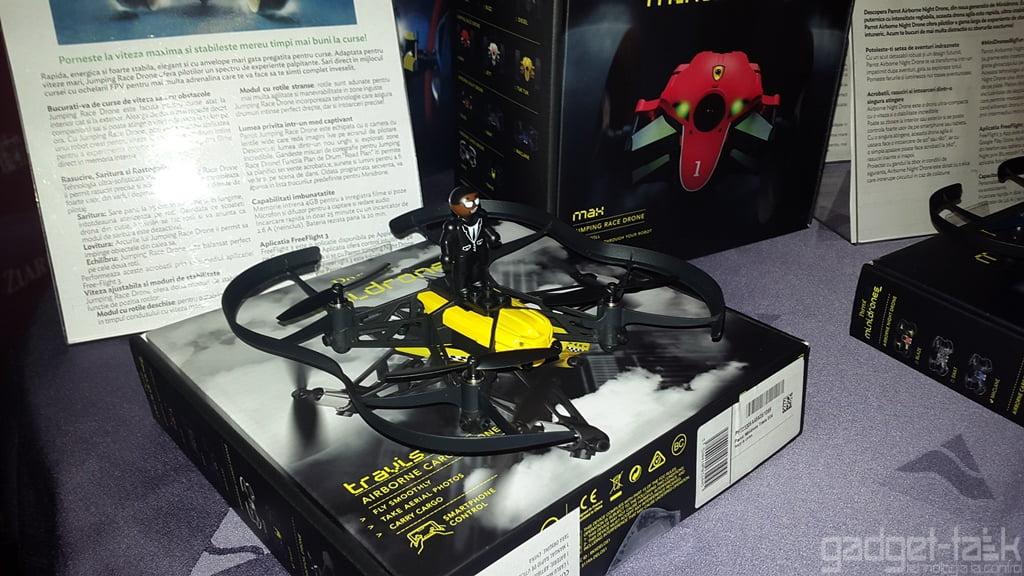 Dronele pot aduce 10% din cifra de afaceri a Falcon Electronics