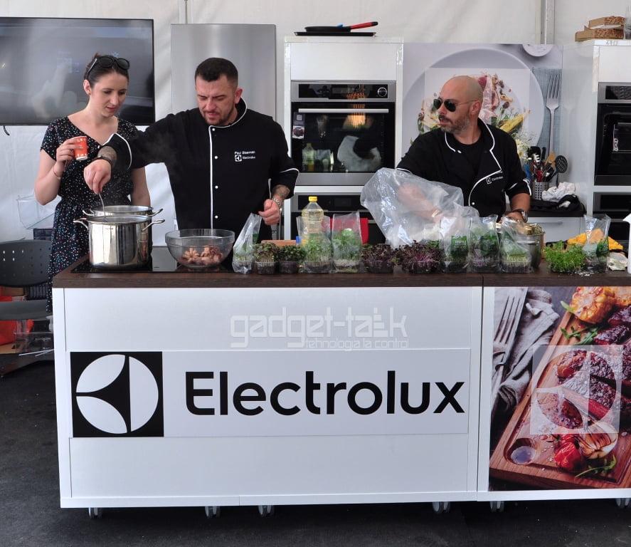 Noua gama de electrocasnice Electrolux