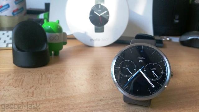 Moto 360 nu va primi update la Android Wear 2.0