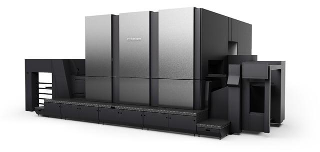 Canon prezinta prototipul de imprimare cu jet de cerneala Voyager