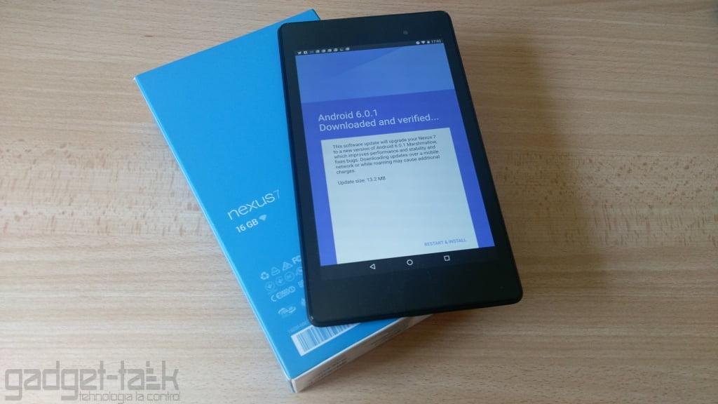 Gadgeturile Nexus primesc actualizarea de securitate