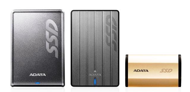 ADATA anunta SSD-urile externe SE730, SC660 si SV620