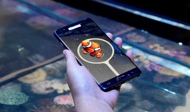 Samsung lanseaza Galaxy Note 7 in Romania