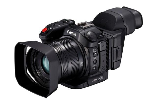 Canon anunta camera compacta XC15