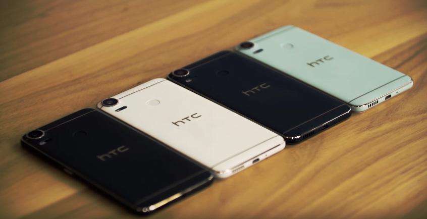 HTC lanseaza Desire 10 Pro