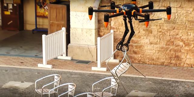 Drone curier
