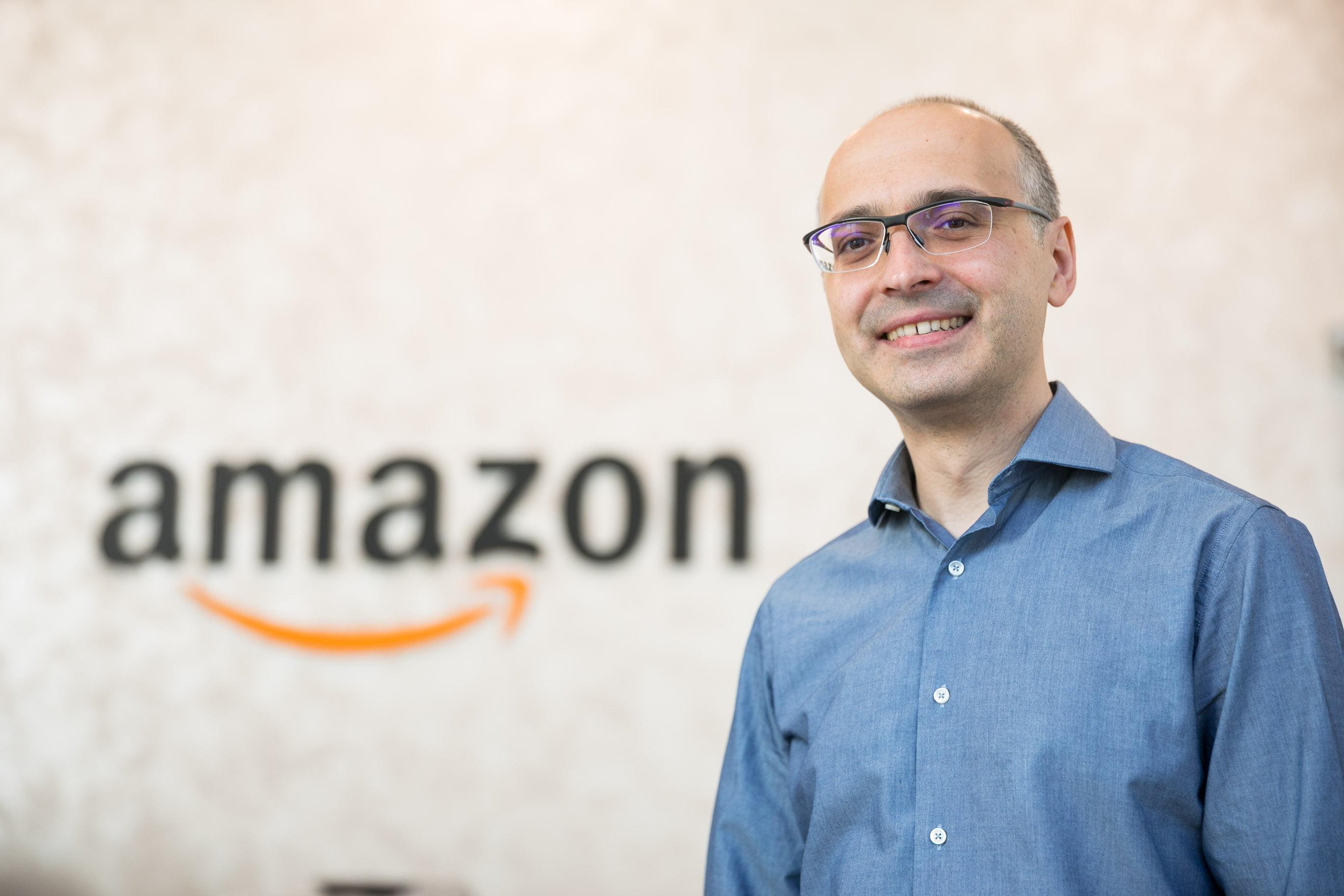Amazon Romania deschide un nou centru