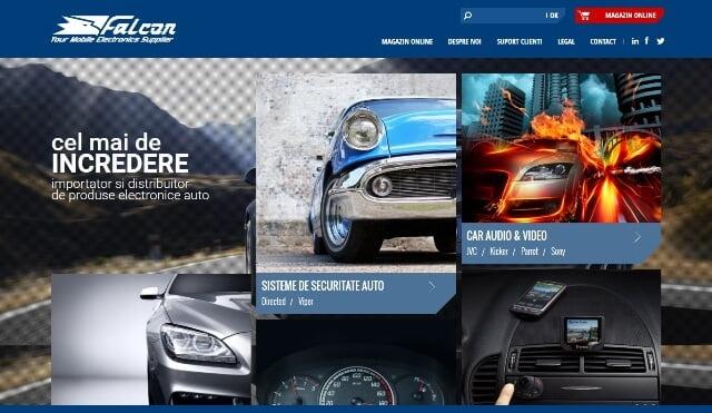 Falcon Electronics anunta relansarea platformei