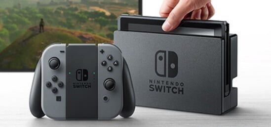 Specificatiile consolei Nintendo Switch