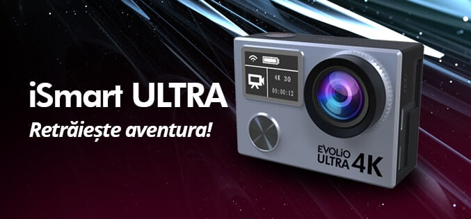 Evolio anunta iSmart Ultra