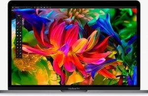 Modelul cel mai performant Macbook Pro 15