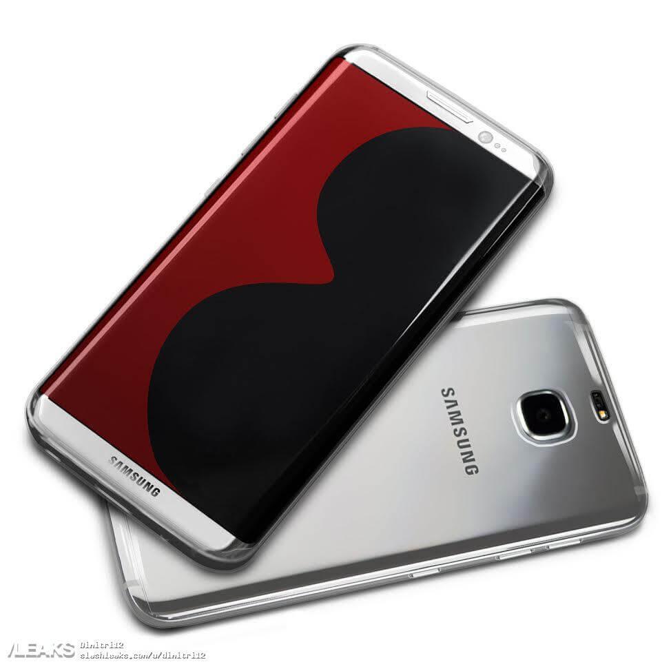 Lansarea telefonului Galaxy S8