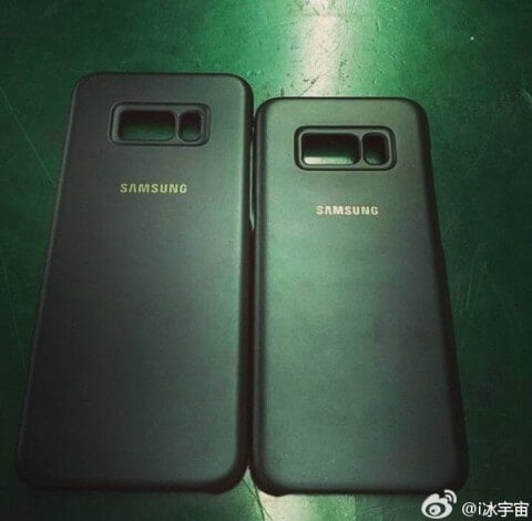 Husele oficiale Galaxy S8