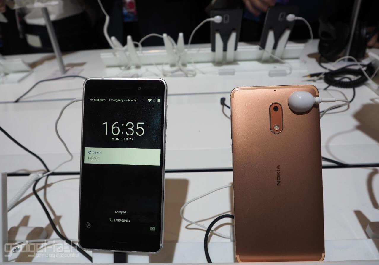 HMD Global anunta Nokia 5 si Nokia 3