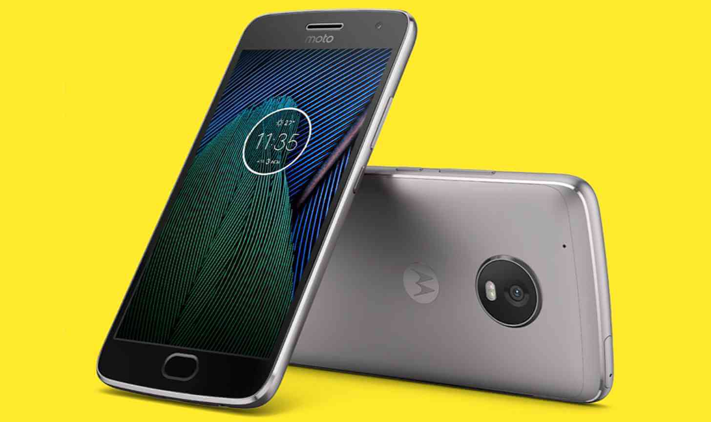 Specificatiile telefoanelor Moto G5 si Moto G5 Plus