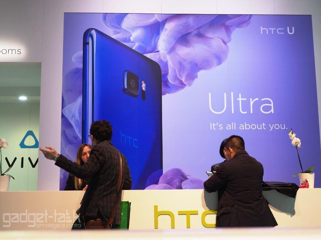 Pretul retail al telefoanelor HTC U Ultra