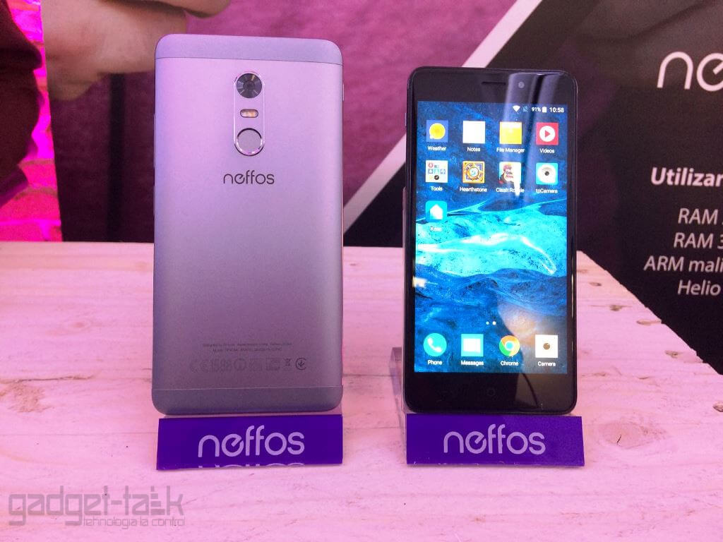 Pretul telefoanelor Neffos X1 si X1 Max
