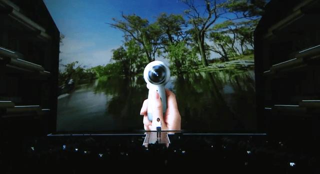 Pretul camerei Samsung Gear 360