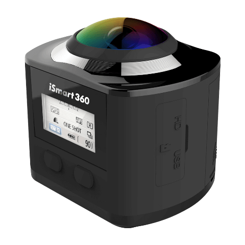 Evolio lanseaza iSmart 360