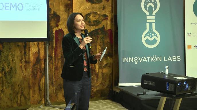 Partener principal al Innovation Labs