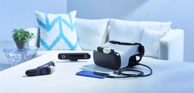 HTC anunta casca Link VR