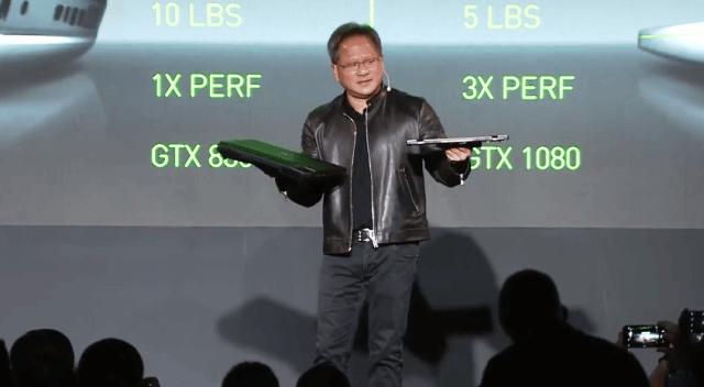 Nvidia anunta laptopurile de gaming Max Q