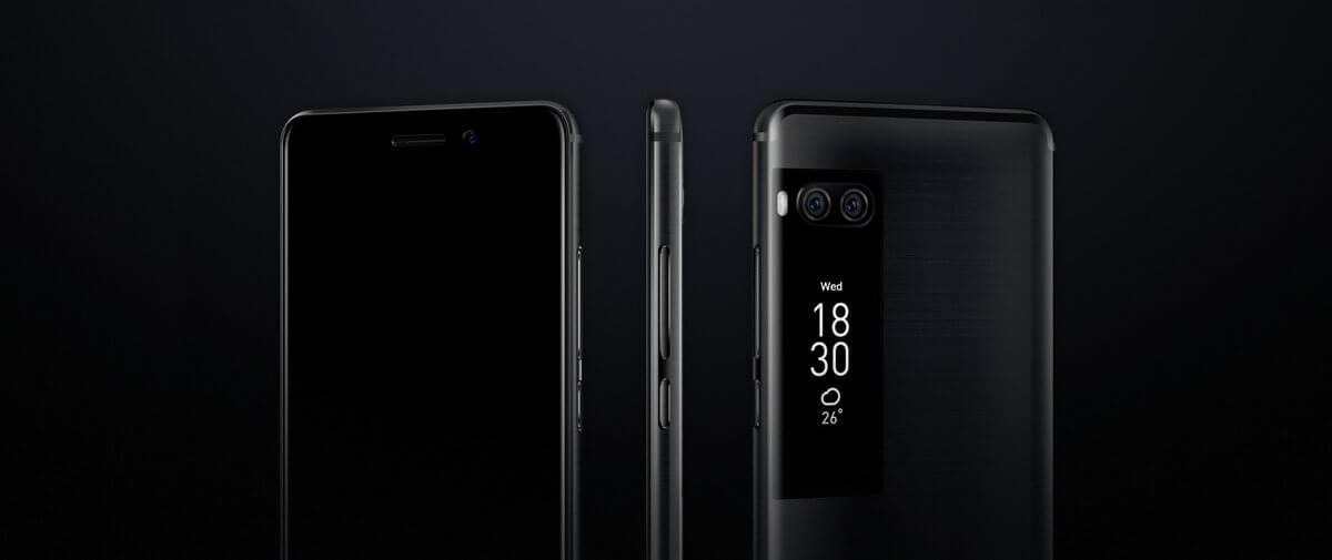 Meizu lanseaza telefoanele Pro 7 si Pro 7 Plus