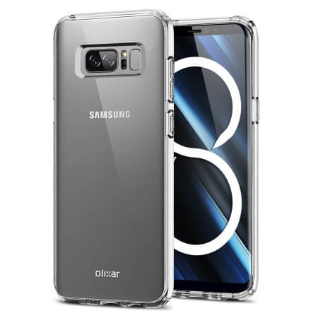 Telefonul Galaxy Note 8
