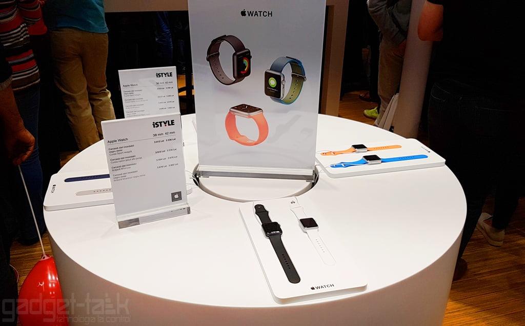 Apple Watch 4G LTE cu chipset Intel