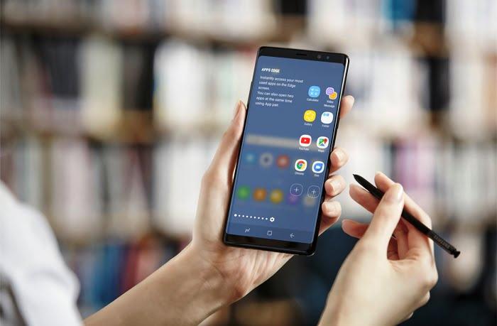 Samsung lanseaza Galaxy Note 8