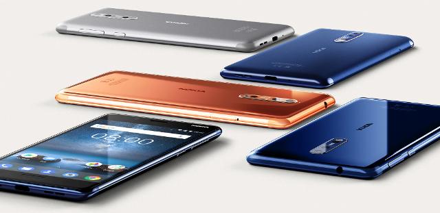 HMD Global lanseaza Nokia 8