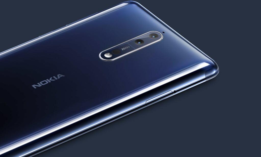 Pretul telefonului Nokia 8