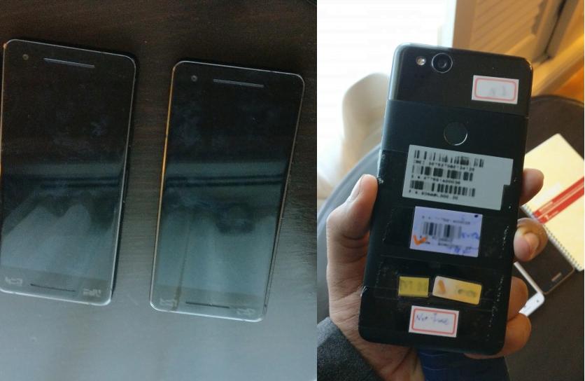 Cum arata telefonul Google Pixel 2 (imagini prototip)
