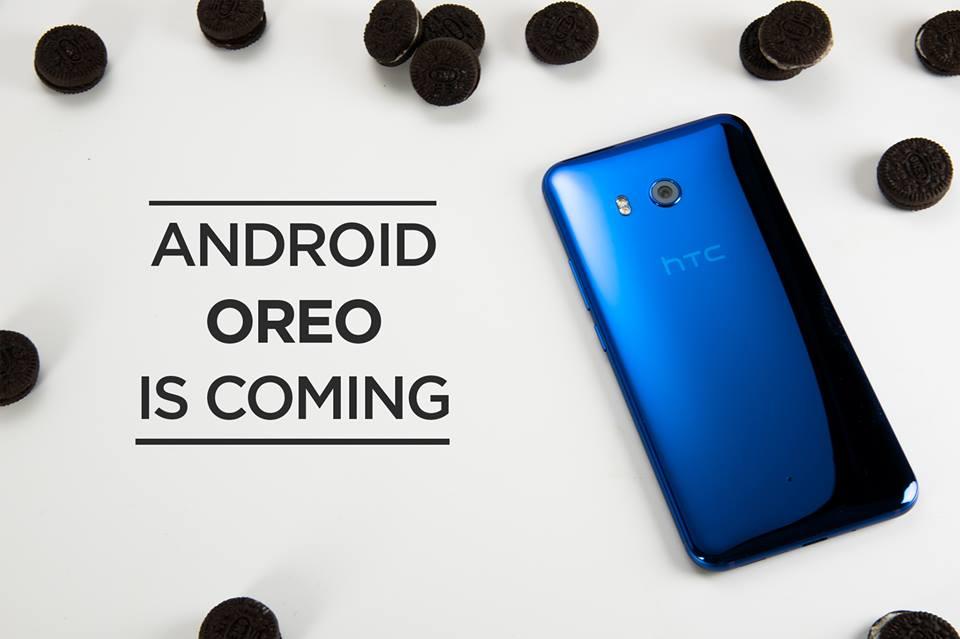 Telefoanele HTC care primesc actualizare Android Oreo