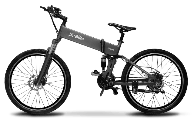 Evolio anunta bicicletele electrice X-Bike
